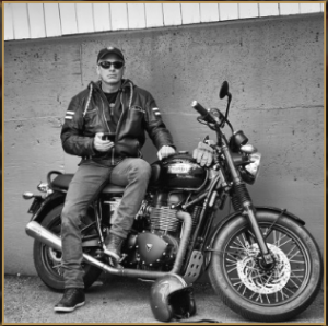 Distinguished Gentleman's Ride to find a cure for Prostate Cancer